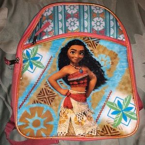 Moana backpack Disney